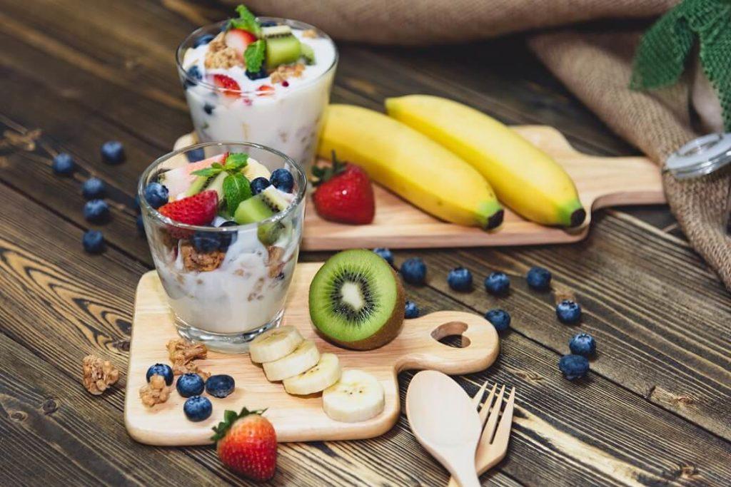 Gesunde Desserts - Gesunder Nachtisch